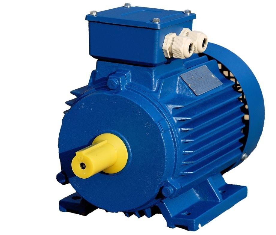 Электродвигатели общепромышленные АИР56В2 (АДМ56В2)