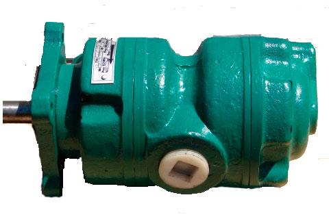 Пластинчатый насос Г12-25М